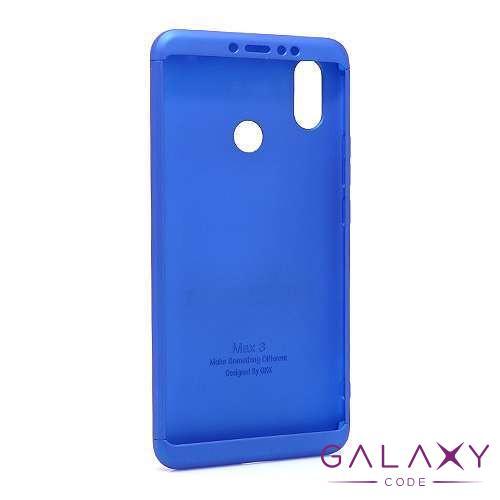 Futrola PVC 360 PROTECT za Xiaomi Mi Max 3 plava