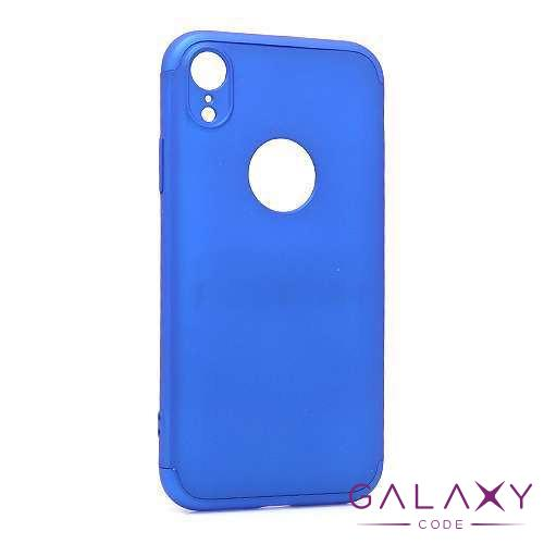 Futrola PVC 360 PROTECT za Iphone XR plava