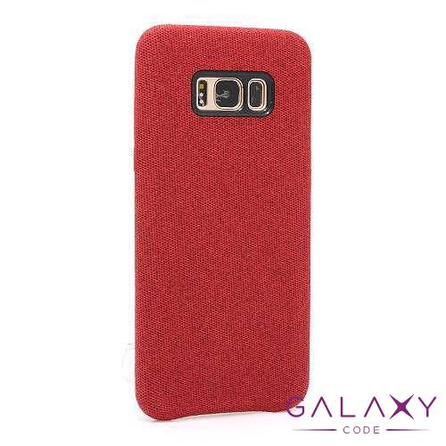 Futrola CANVAS za Sasmung G955F Galaxy S8 Plus crvena