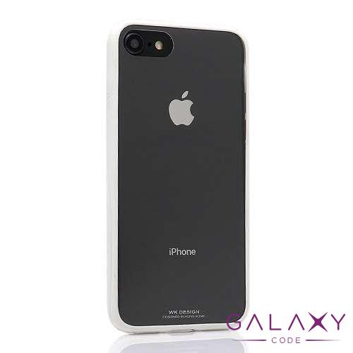 Futrola WK Fluxay za Iphone 7 bela