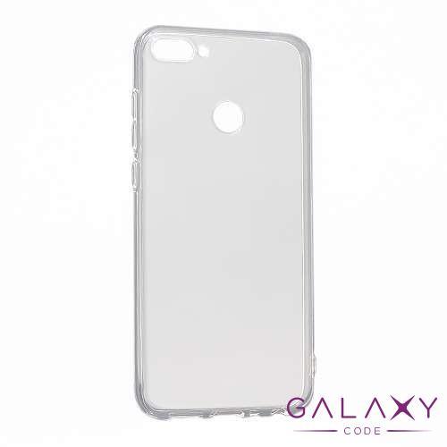 Futrola ULTRA TANKI PROTECT silikon za Huawei Honor 9N (9i) providna (bela)