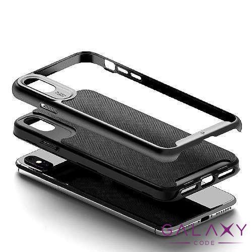 Futrola Wavelenght za Iphone XR crna