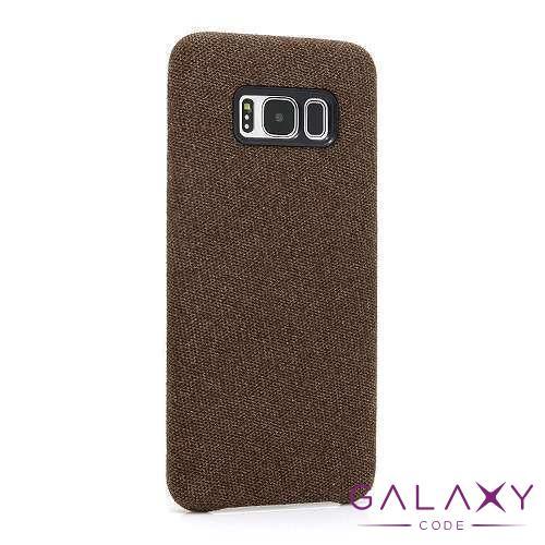 Futrola CANVAS za Sasmung G950F Galaxy S8 braon
