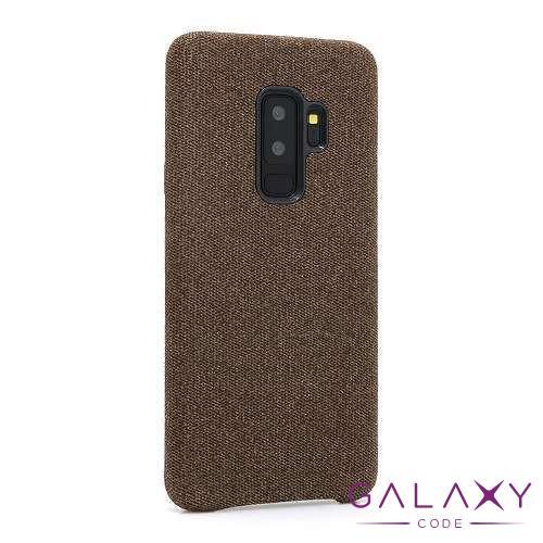 Futrola CANVAS za Sasmung G965F Galaxy S9 Plus braon