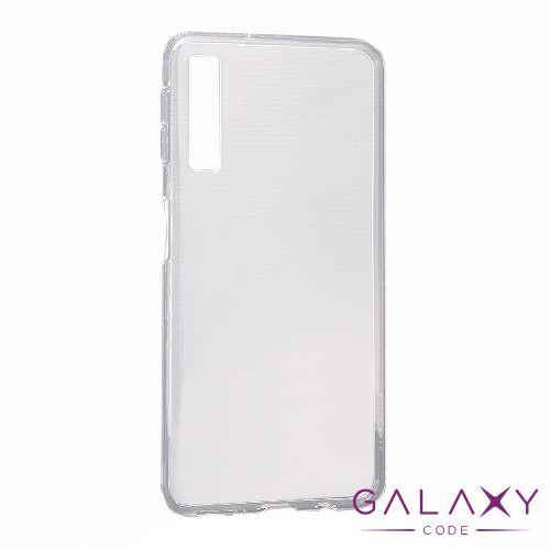 Futrola silikon DURABLE za Samsung A750F Galaxy A7 2018 providna