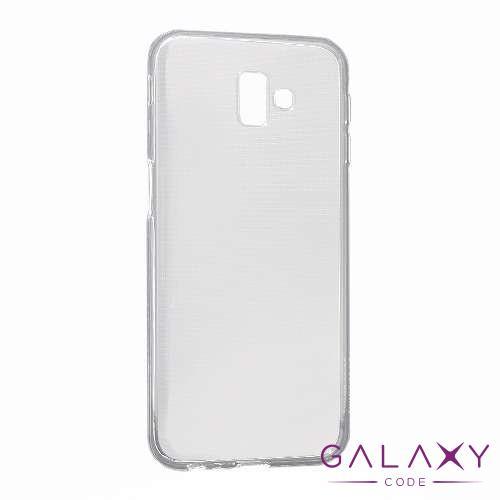 Futrola silikon DURABLE za Samsung J610F Galaxy J6 Plus providna