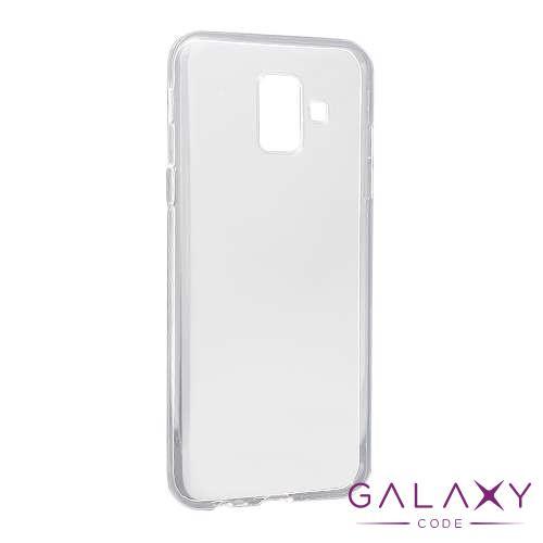 Futrola silikon DURABLE za Samsung A600F Galaxy A6 2018 providna