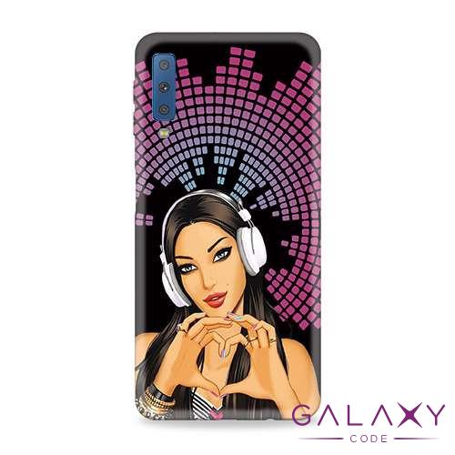 Futrola ULTRA TANKI KOLOR PRINT za Samsung A750F Galaxy A7 2018 KL0051