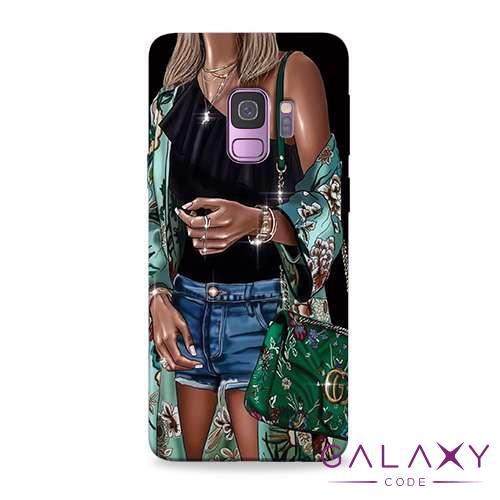 Futrola ULTRA TANKI KOLOR PRINT za Samsung G960F Galaxy S9 KL0056