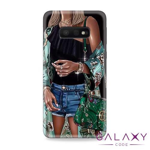 Futrola ULTRA TANKI KOLOR PRINT za Samsung G970F Galaxy S10e KL0056