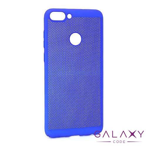 Futrola PVC BREATH za Huawei P Smart/Enjoy 7S plava