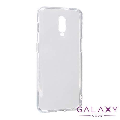 Futrola ULTRA TANKI PROTECT silikon za OnePlus 6T providna (bela)