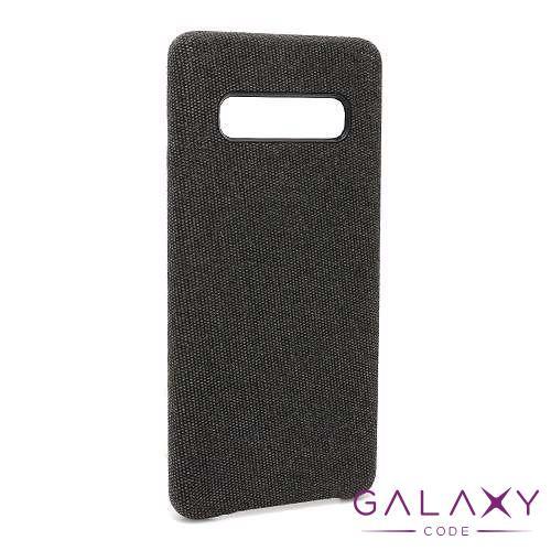 Futrola CANVAS za Sasmung G975F Galaxy S10 Plus tamno siva