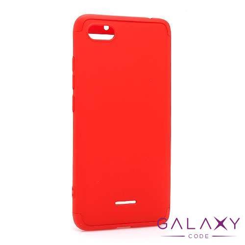 Futrola PVC 360 PROTECT za Xiaomi Redmi 6A crvena
