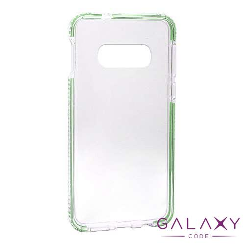 Futrola Color frame za Samsung G970F Galaxy S10e zelena