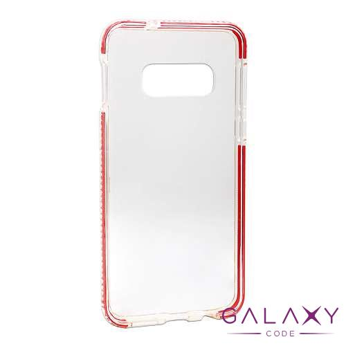 Futrola Color frame za Samsung G970F Galaxy S10e crvena