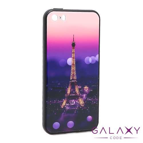 Futrola GLASS HD za Iphone 5G/5S/SE DZ01