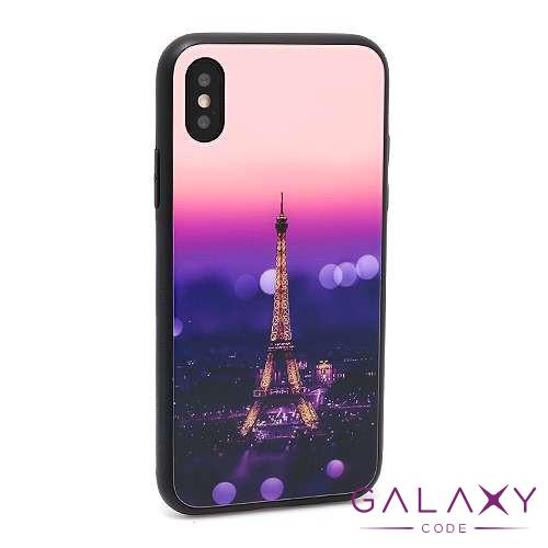 Futrola GLASS HD za Iphone X DZ01