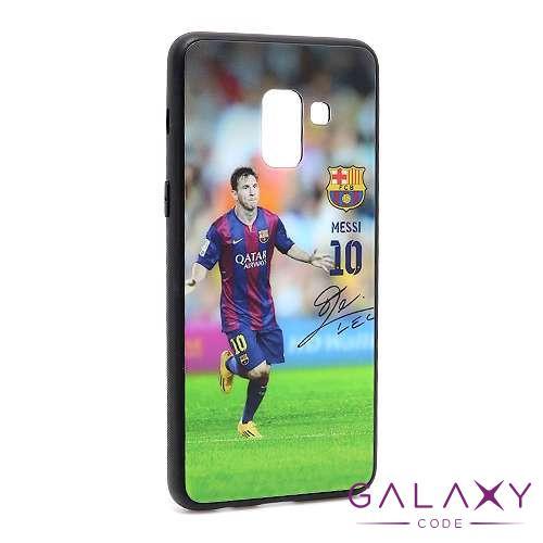 Futrola GLASS HD za Samsung A530F Galaxy A8 2018 DZ16