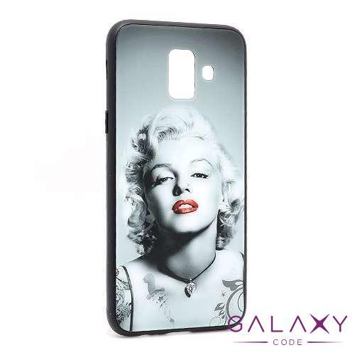 Futrola GLASS HD za Samsung A600F Galaxy A6 2018 DZ07