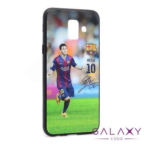 Futrola GLASS HD za Samsung A600F Galaxy A6 2018 DZ16