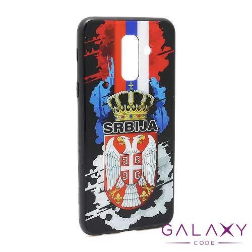 Futrola GLASS HD za Samsung A605G Galaxy A6 Plus 2018 DZ11