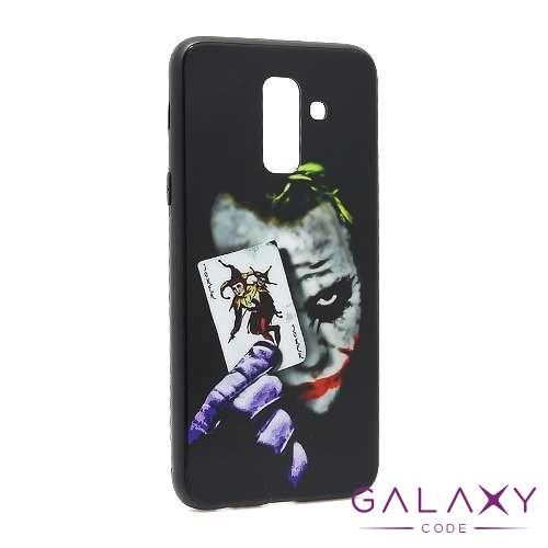 Futrola GLASS HD za Samsung A605G Galaxy A6 Plus 2018 DZ12