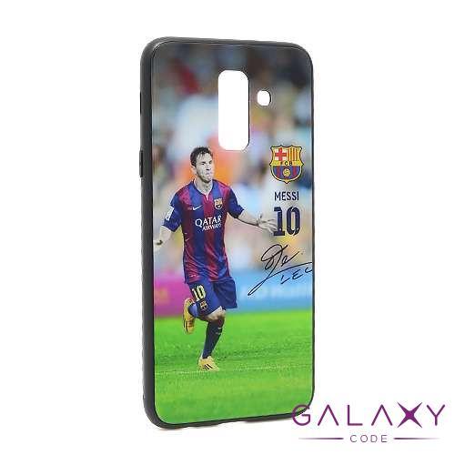 Futrola GLASS HD za Samsung A605G Galaxy A6 Plus 2018 DZ16