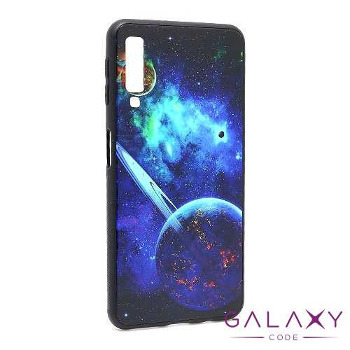 Futrola GLASS HD za Samsung A750F Galaxy A7 2018 DZ08