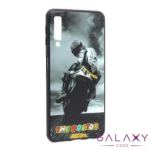 Futrola GLASS HD za Samsung A750F Galaxy A7 2018 DZ14