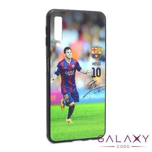 Futrola GLASS HD za Samsung A750F Galaxy A7 2018 DZ16