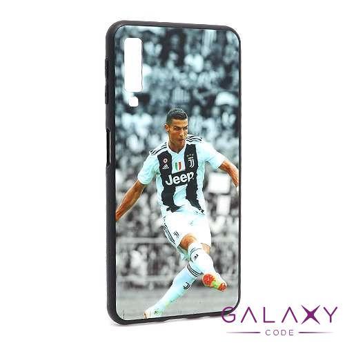 Futrola GLASS HD za Samsung A750F Galaxy A7 2018 DZ17