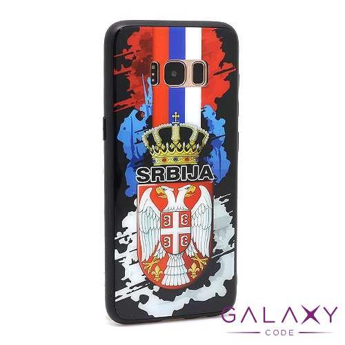 Futrola GLASS HD za Samsung G950F Galaxy S8 DZ11