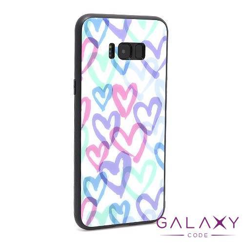 Futrola GLASS HD za Samsung G955F Galaxy S8 Plus DZ02