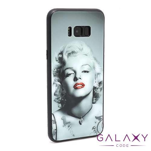 Futrola GLASS HD za Samsung G955F Galaxy S8 Plus DZ07