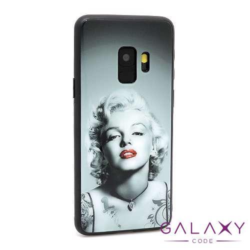 Futrola GLASS HD za Samsung G960F Galaxy S9 DZ07