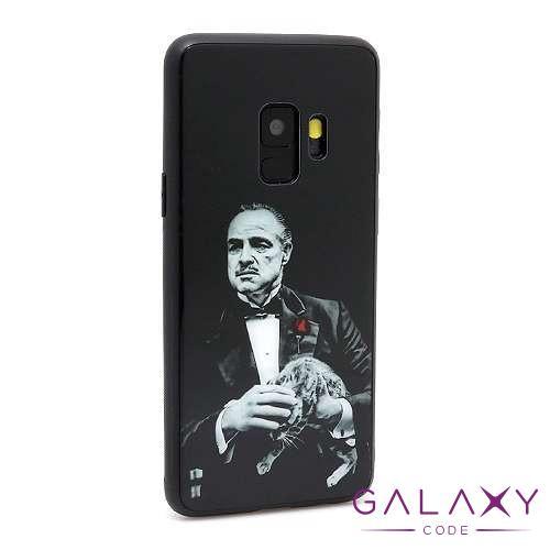 Futrola GLASS HD za Samsung G960F Galaxy S9 DZ15