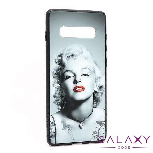 Futrola GLASS HD za Samsung G975F Galaxy S10 Plus DZ07
