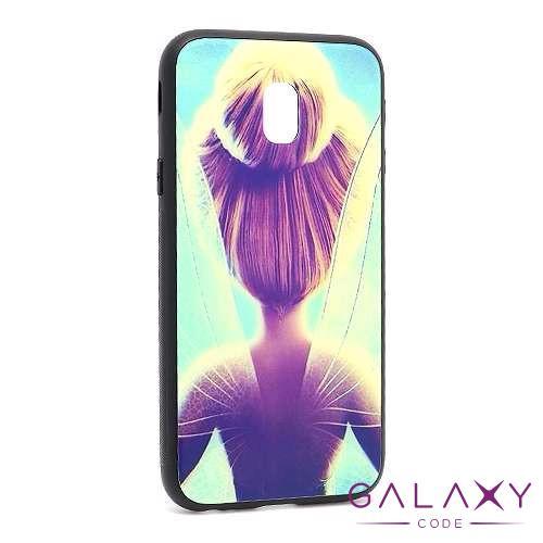 Futrola GLASS HD za Samsung J330F Galaxy J3 2017 (EU) DZ04