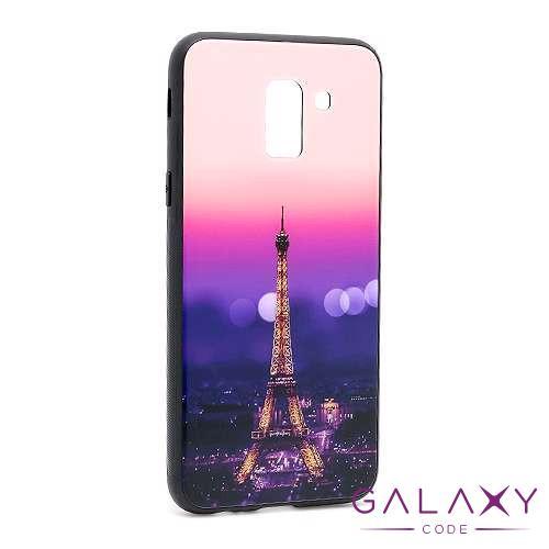 Futrola GLASS HD za Samsung J600F Galaxy J6 2018 DZ01