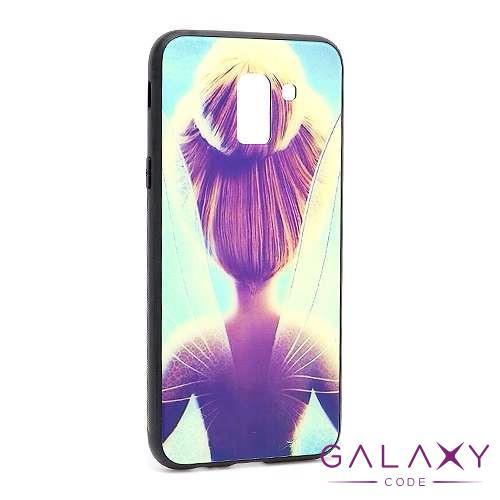 Futrola GLASS HD za Samsung J600F Galaxy J6 2018 DZ04