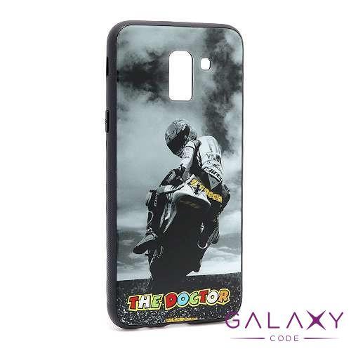 Futrola GLASS HD za Samsung J600F Galaxy J6 2018 DZ14