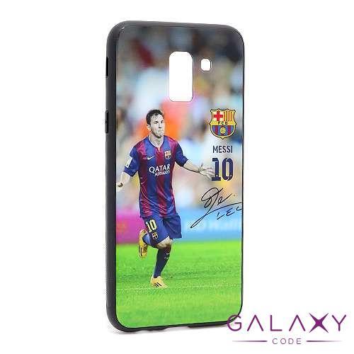 Futrola GLASS HD za Samsung J600F Galaxy J6 2018 DZ16
