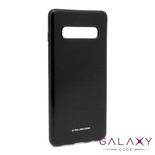Futrola Jelly za Samsung G975F Galaxy S10 Plus crna