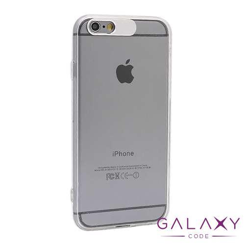 Futrola Camera frame za Iphone 6G/6S srebrna