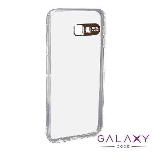 Futrola Camera frame za Samsung J415F Galaxy J4 Plus zlatna