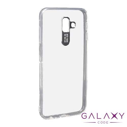Futrola Camera frame za Samsung J610F Galaxy J6 Plus srebrna