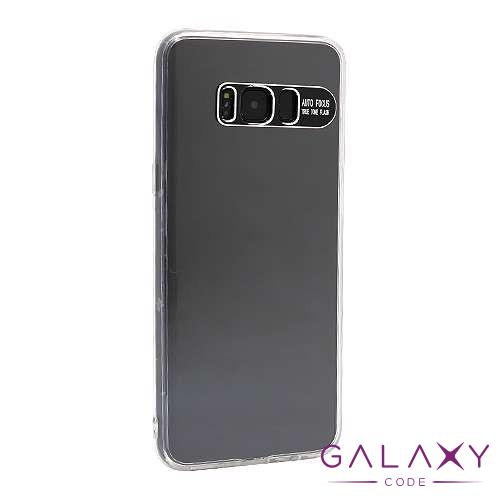 Futrola Camera frame za Samsung G955F Galaxy S8 Plus crna