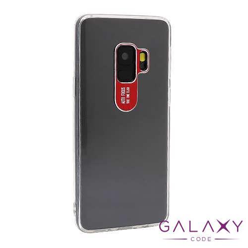 Futrola Camera frame za Samsung G960F Galaxy S9 crvena