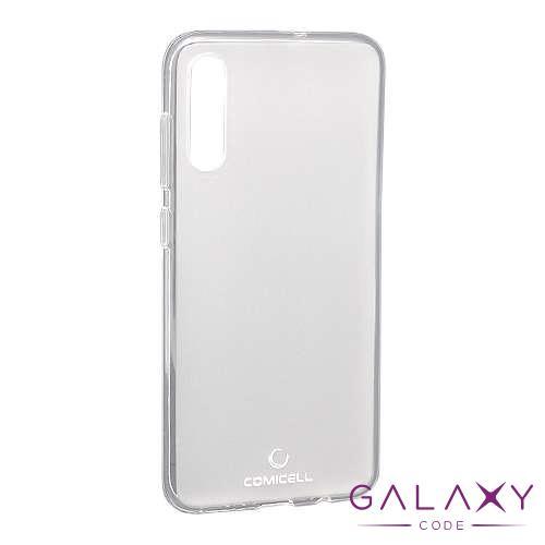 Futrola silikon DURABLE za Samsung A705F/A707F Galaxy A70/A70s bela